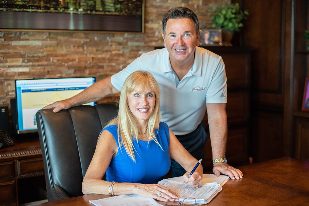 George & Kathy Enguita